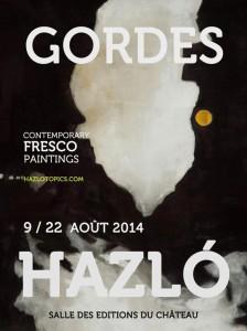 Affiche-Exposition Fresques2014 Hazlo