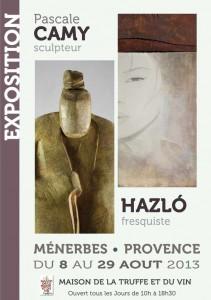 Affiche-Exposition Fresques2013