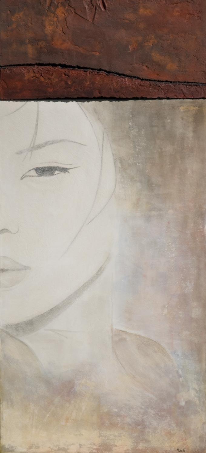 Portraits peinture contemporaine les nouvelles fresques - Moderne fresco ...