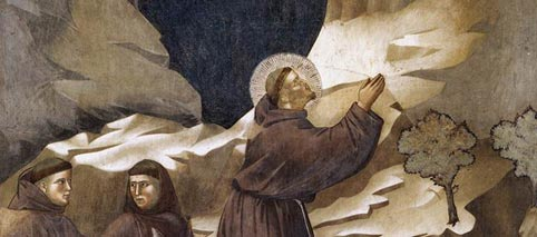 Art de la Fresque - Giotto
