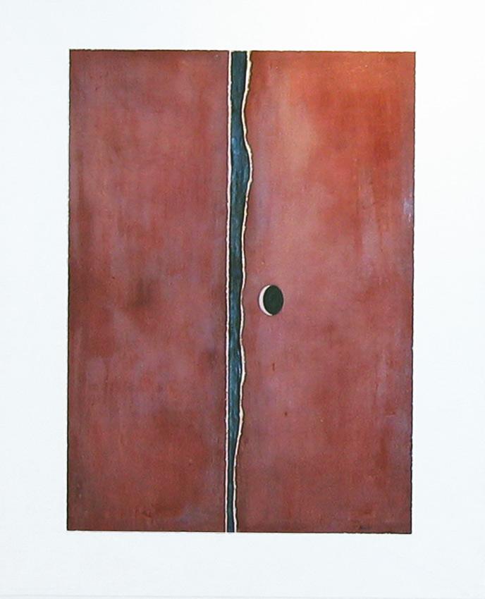 peinture fresque abstrait