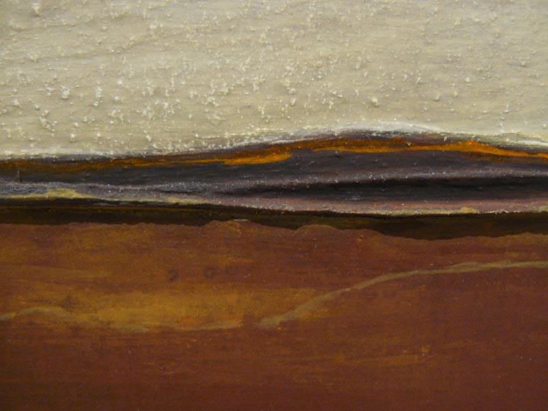 Gros Plan Peinture - Vent de Sable