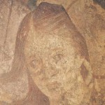 technique de la fresque Pompei