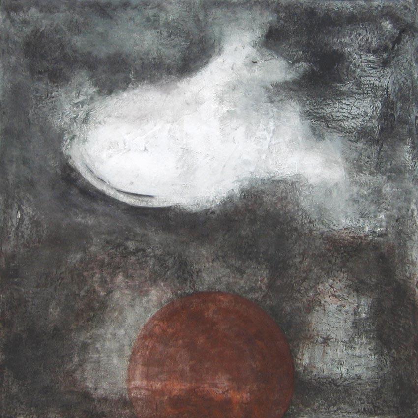Shaman / 100 x 100 cm