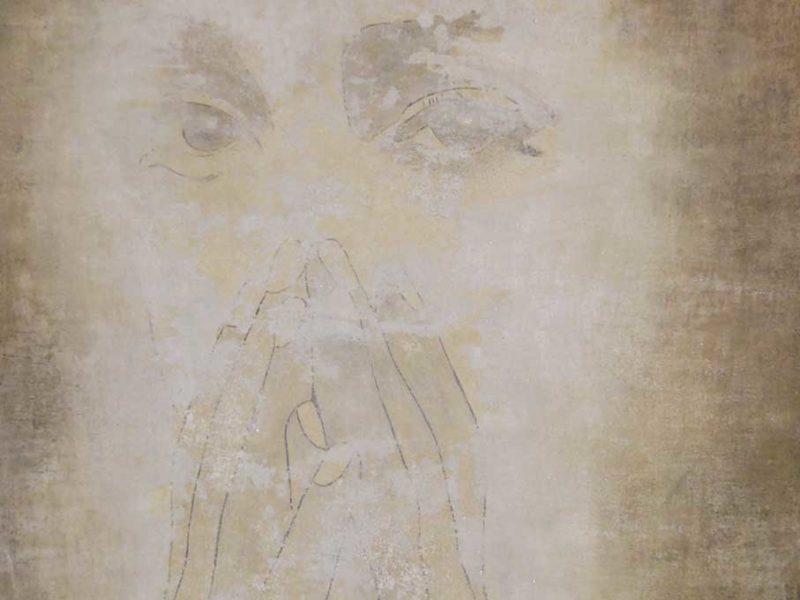 A Fresco Portrait - Hazlo